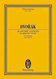 Slavonic Dances op. 46/5-8 B 83