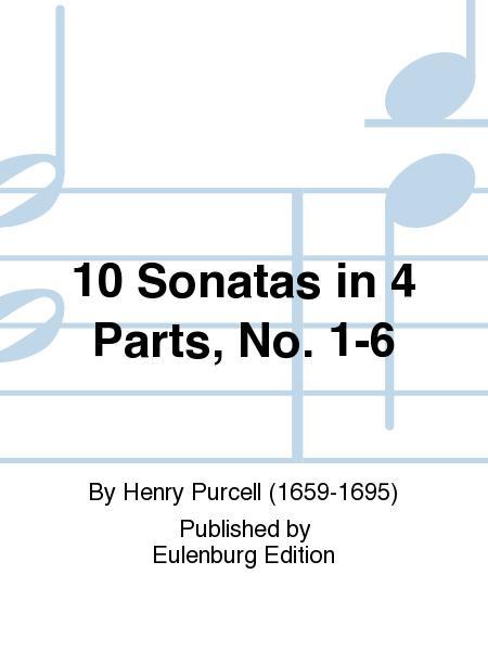 10 Sonatas in Four Parts