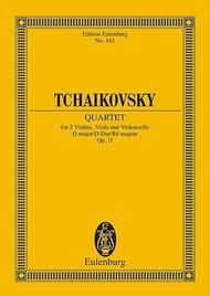 String Quartet No. 1 in D Major, Op. 11, CW 90
