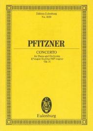 Piano Concerto Eb major op. 31