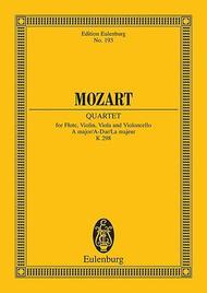 Quartet A major KV 298