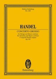 Concerto Grosso in F Major, Op. 6/2