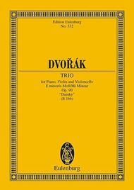 Piano Trio E minor op. 90 B 166