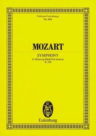 Symphony No. 40 in G minor, KV. 550