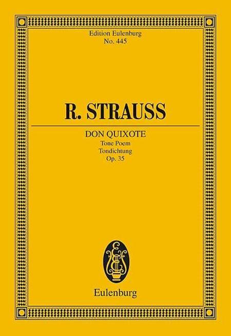 Don Quixote Op. 35