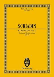 Symphony No. 2 C minor op. 29