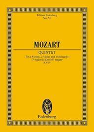 String Quintet Eb major KV 614
