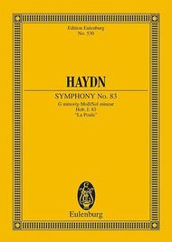 Symphony No. 83 in G minor, La Poule Hob. I: 83