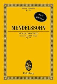 Violin Concerto, Op. 64 in E Minor