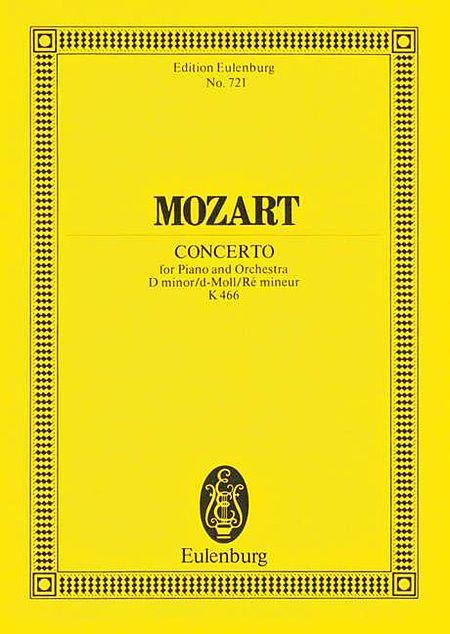Piano Concerto No. 20, K. 466 in D Minor