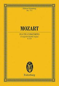 Flute Concerto in D Major, K. 314