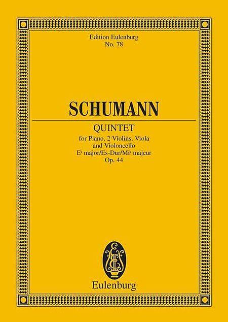 Piano Quintet Eb major op. 44