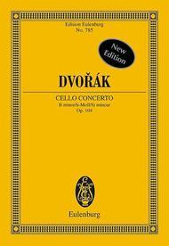 Concerto B Minor Op. 104 B 191