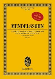 A Midsummer Night's Dream op. 61