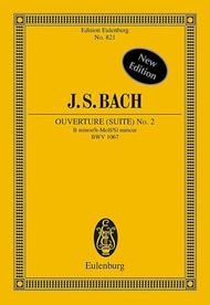 Overture (Suite) No. 2 BWV 1067