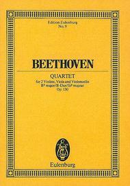 String Quartet, Op. 130 in B-Flat Major