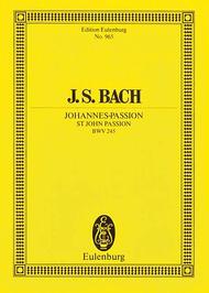 St John Passion BWV 245