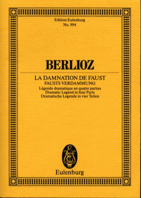 The Damnation of Faust op. 24