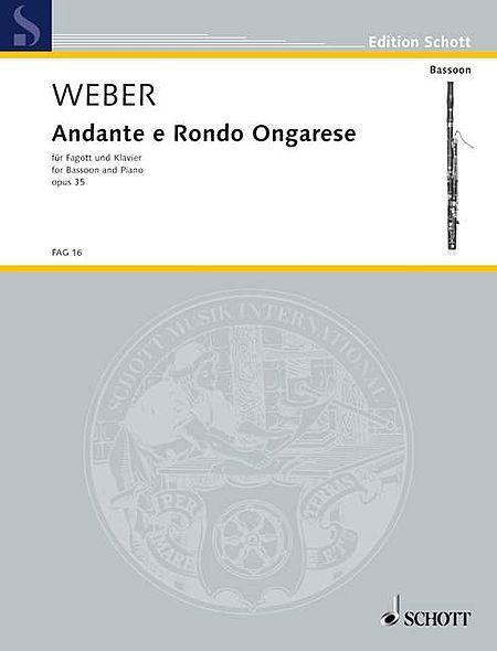 Andante e Rondo Ongarese op. 35