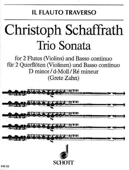 Trio Sonata D minor