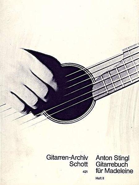 Guitarbooks for Madeleine Heft 2