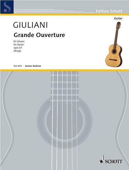 Grande Overture Op. 61