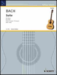 Lute Suite in E Major, BWV 1006a