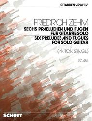 Six Preludes And Fugues