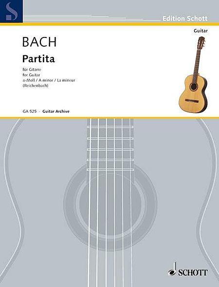 Partita A Minor BWV 1013