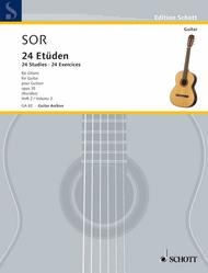 24 Etudes Op. 35/2 Band 2
