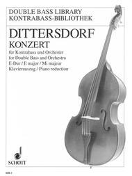 Concerto E Major Krebs 172