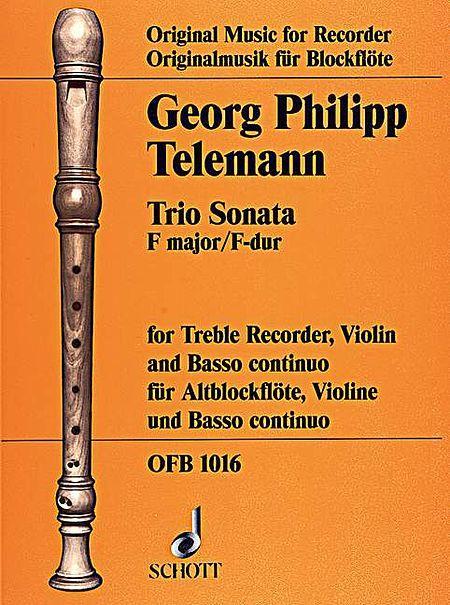 Trio Sonata in F Major