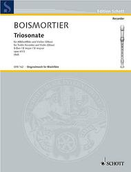 Triosonata Bb Major Op. 41/3