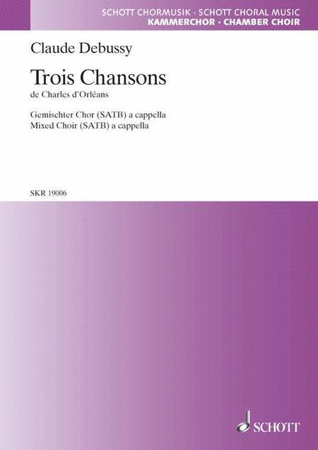 3 Songs of Charles d'Orleans