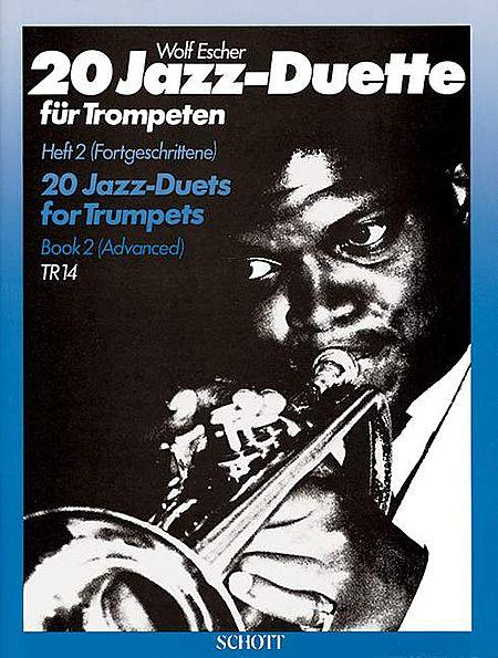 20 Jazz Duets for 2 Trumpets