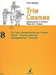 Trio-Cosmos No. 8