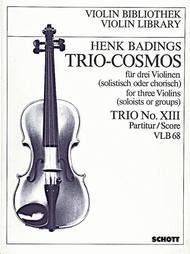 Trio-Cosmos Nr. 13