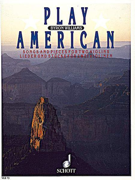 Play American - Songs and Pieces