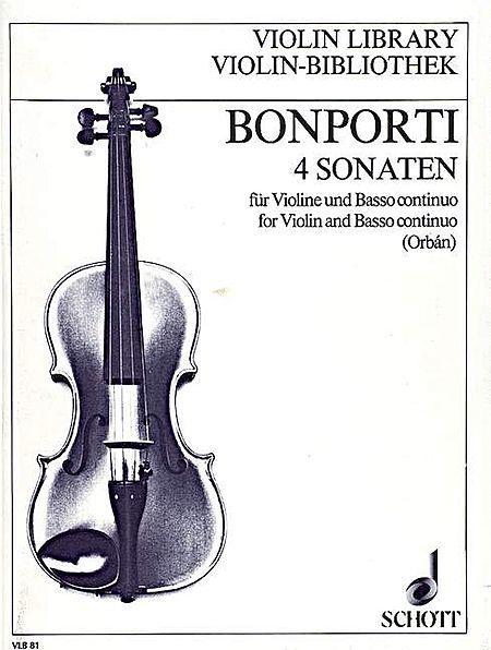 4 Sonatas op. 12