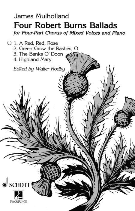 Four Robert Burns Ballads
