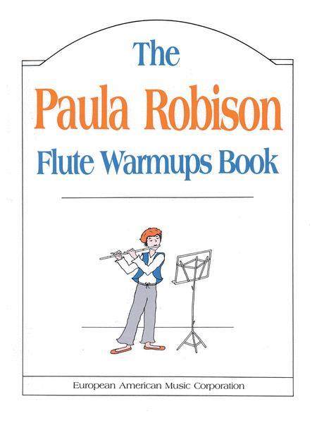 Flute Warmups Book