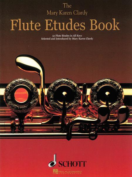 Flute Etudes Book Vol. I