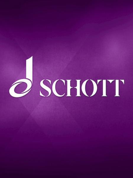 Piano Quartet Full Score & Set Of Parts