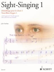 Sight-Singing 1 Vol. 1