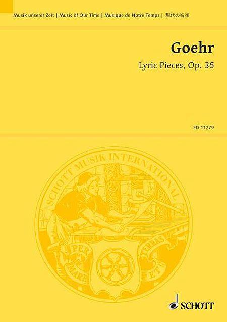 Lyric Pieces Op. 35