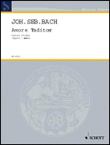 Amore Traditore BWV 203