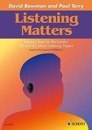 Listening Matters