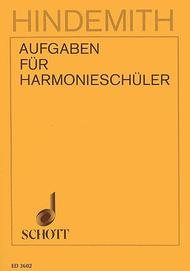 A Concentrated Course in Traditional Harmony I Teil 1