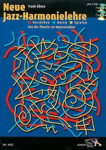 Neue Jazz-Harmonielehre Book/CD