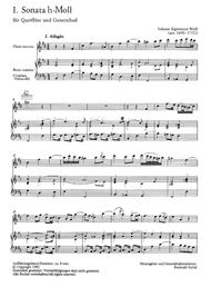 Weiss: Zwei Sonaten